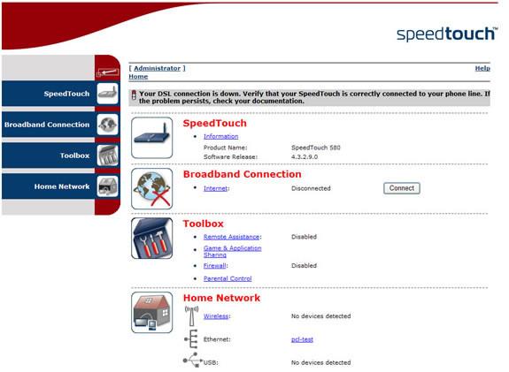 thomson-speedtouch-st580-ana-ekran