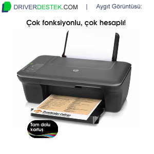 HP Deskjet D2330 driver download