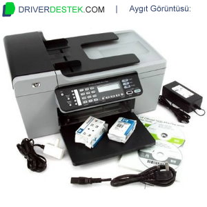 hp officejet 5610 driver support